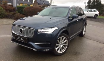 SUV Volvo XC90 D4 AWD Geartronic 7 places avant