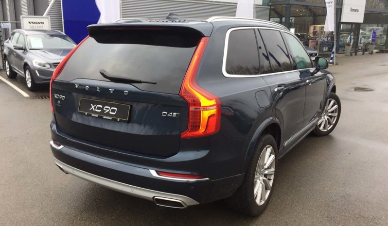 Volvo XC90 D4 AWD Automatique full