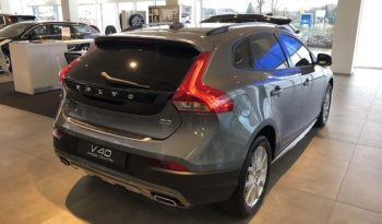 Volvo V40 Cross Country complet