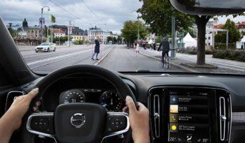 Volvo XC40 complet