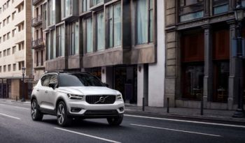 Volvo XC40 complet